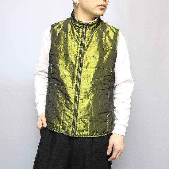 design jacket  /NEON GRN