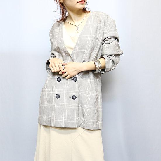 design jacket / GRY