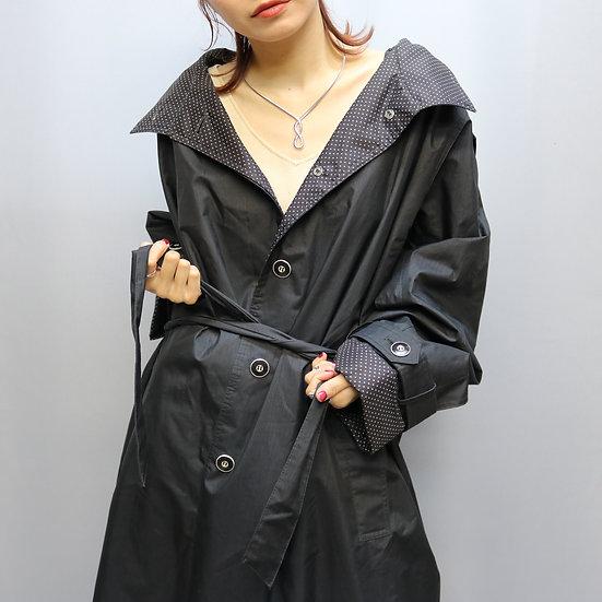 design coat / BLK
