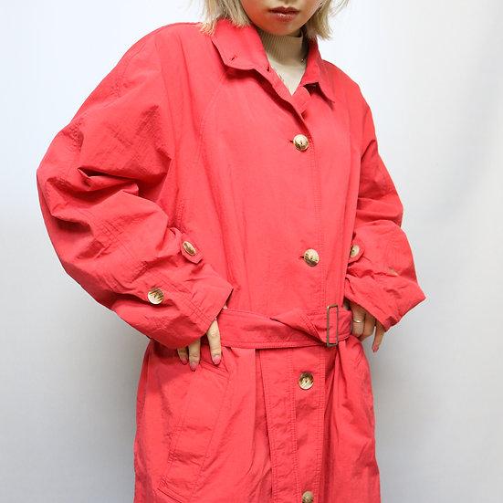 design coat  / RED
