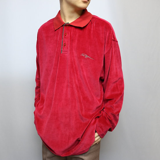 design tops  / W RED