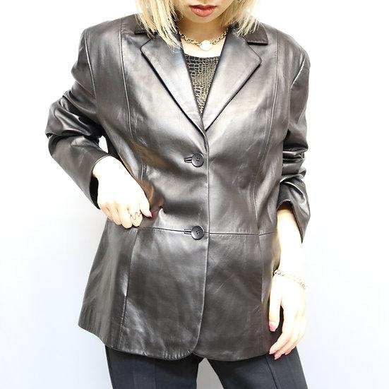 design jacket / BLK