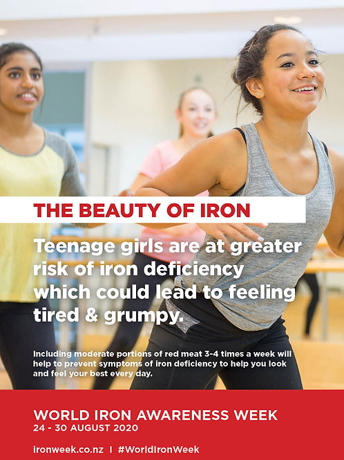 Beauty of Iron