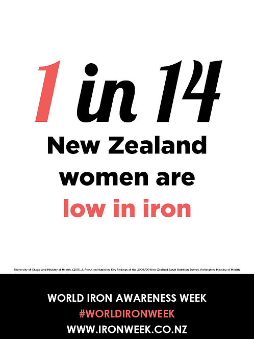 1 in 14 women