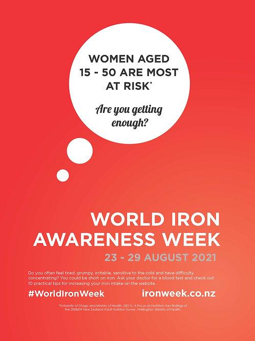 World Iron Week