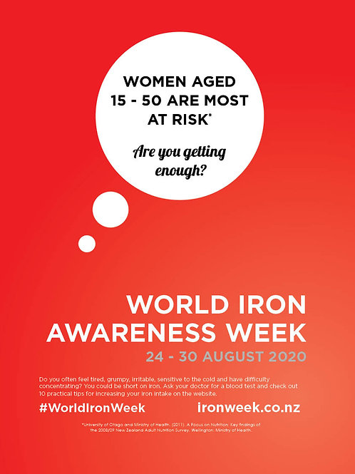World Iron Week