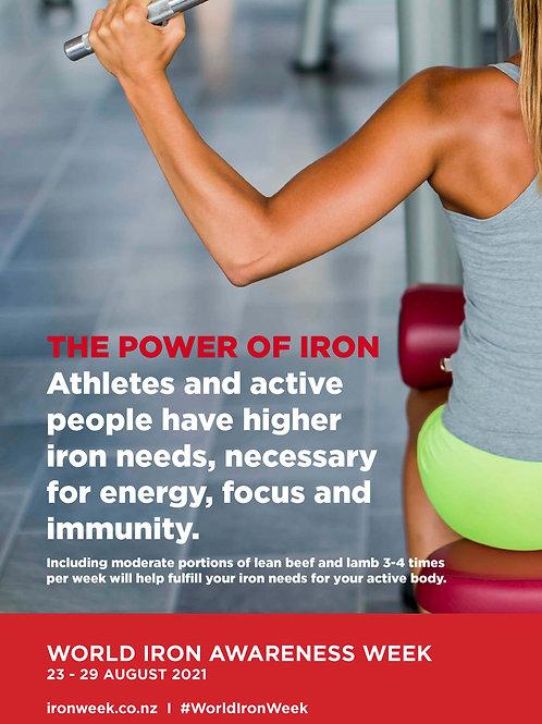 Power of Iron