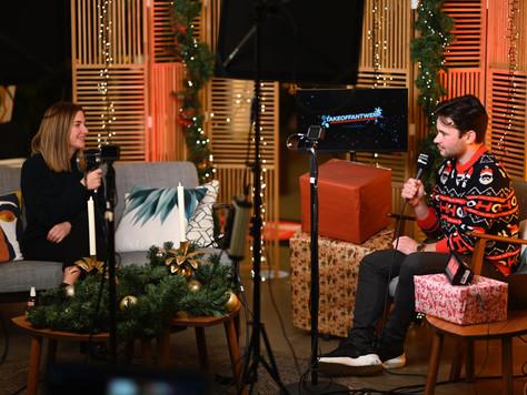 onze Christmas LIVESTREAM brengt student-ondernemers tot onder je kerstboom