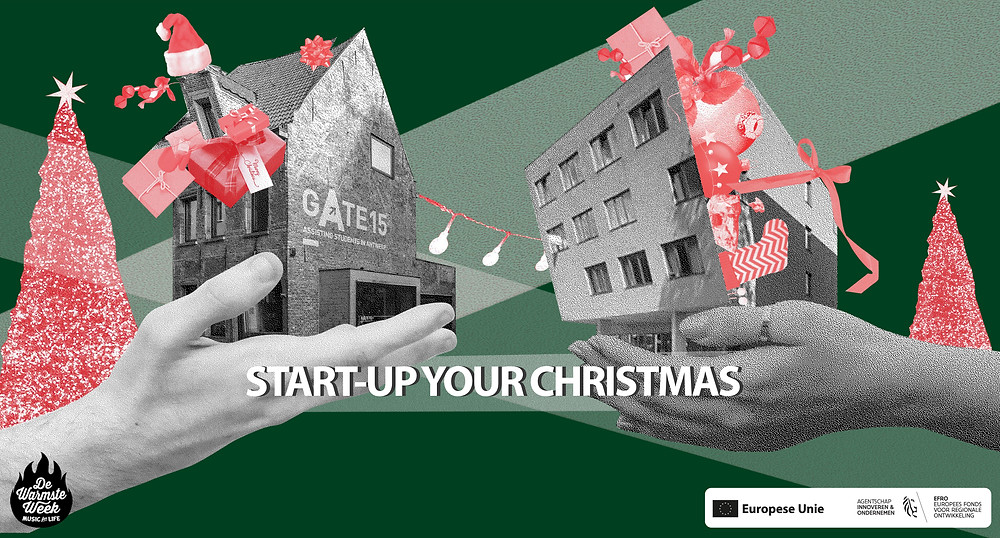 Start-Up Your Christmas