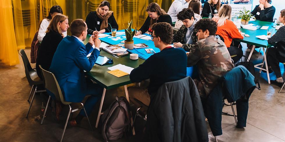 Starterssessie Vrije & Intellectuele beroepen 2020