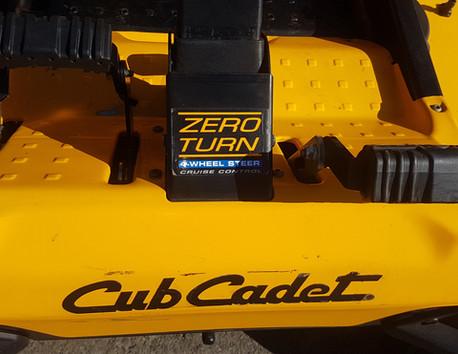 Cub Cadet zero turn RZT S46 Fabricated Deck