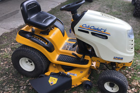 DEMO UNITS | Ride On Mower Sales Cub cadet and Rover
