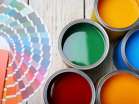 How to pick the perfect paint color.