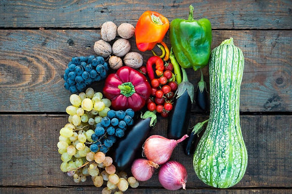 Diet may affect risk and severity of COVID-19