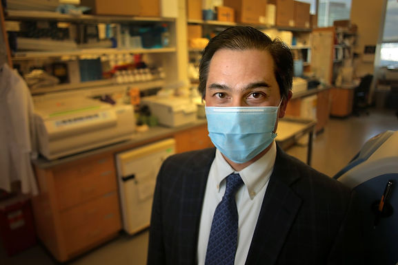 A Beth Israel researcher helped create a COVID-19 vaccine that awaits approval. It could be a 'game changer'