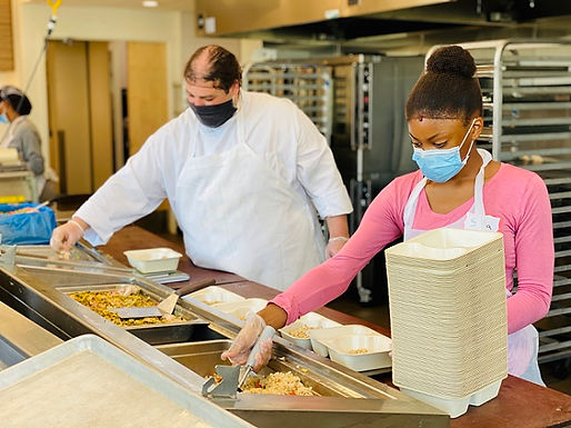 Community Servings Relaunches 'Teaching Kitchen'
