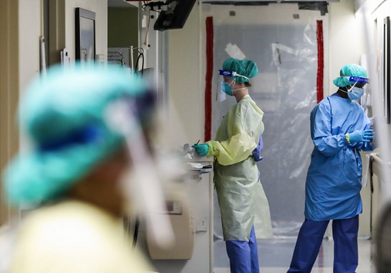 A year into COVID, hospitals find a new normal