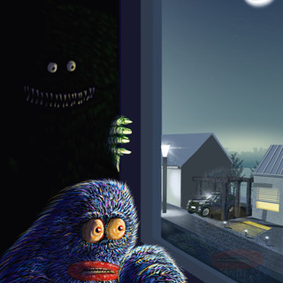 The Suburbs – where monsters meet to get the creeps.