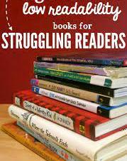 High Interest Books for Struggling Readers
