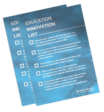 Get the Education Innovation List