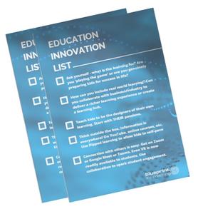 Get the Education Innovation List