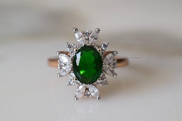 Emerald Princess Diana