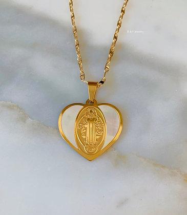 Heart Saint Ben
