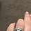 Thumbnail: Vintage EGL Certified 1.36 Carat Diamond Ring