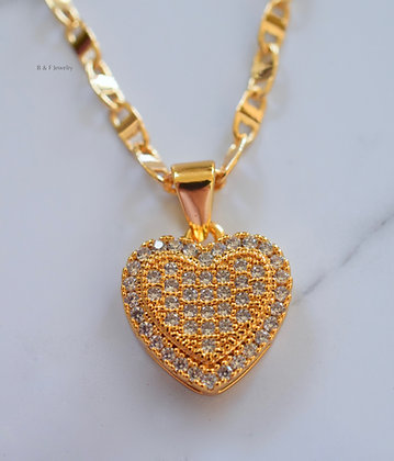 Iced Out Heart