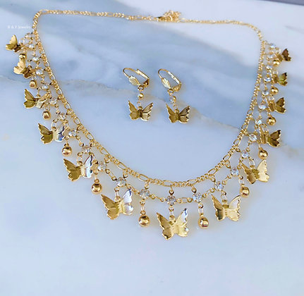 Bling Butterfly Set