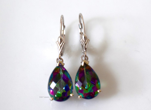 latest gg groupon sterling in ctw earrings deals topaz mystic goods silver