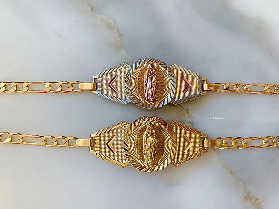 Mary Bracelets In 2 Colors