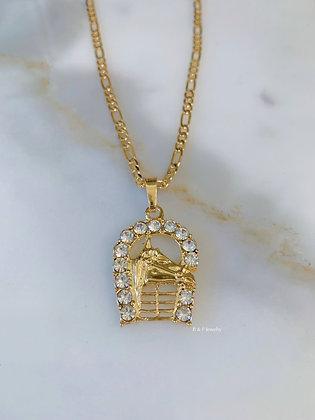 Horeshoe Necklace