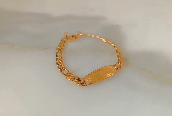 Youth Gold Plated Bracelet