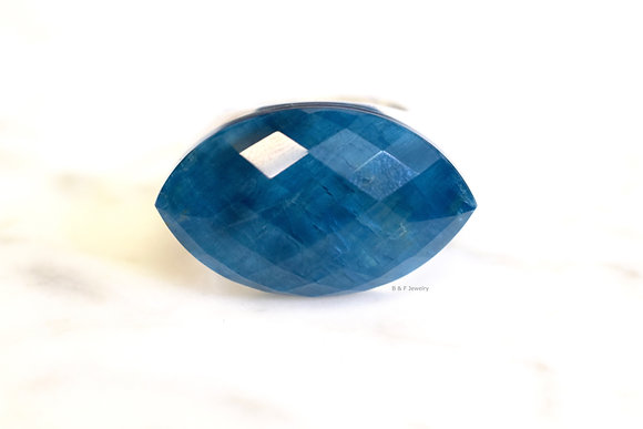 Apatite And Rock Ring