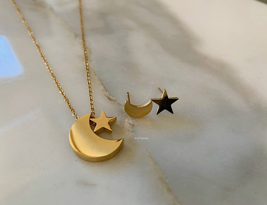 Moon & Star Set