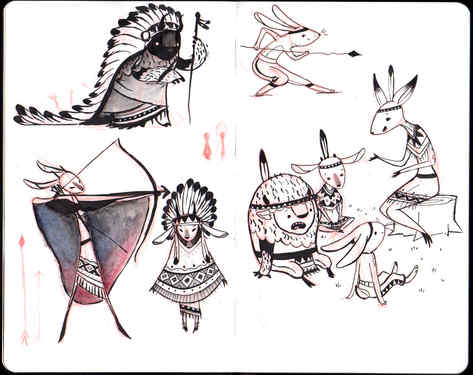 Native_Ink _Sketches02.jpg