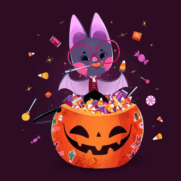 Halloween 2017 Candy