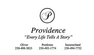 Providence Every Life...text with no.s,