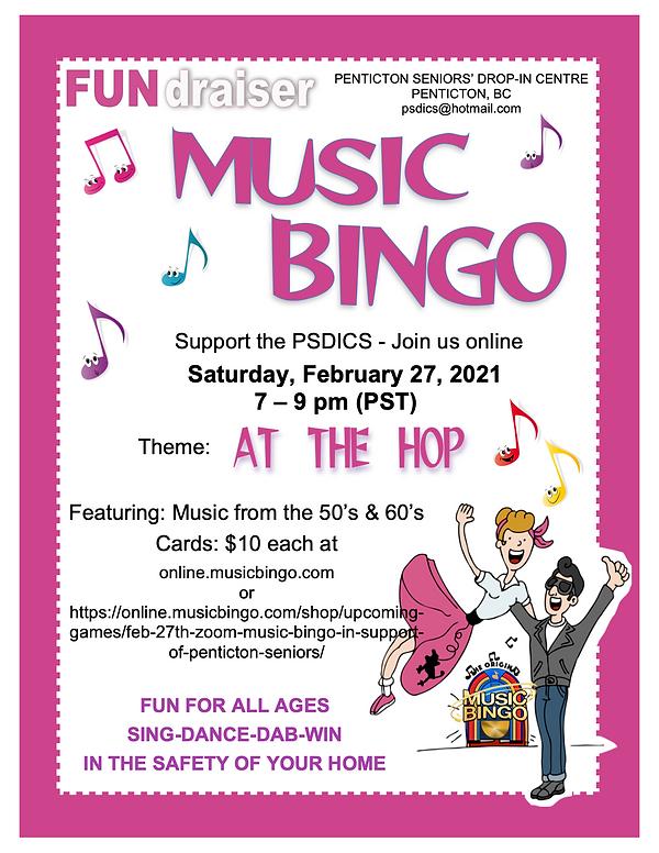 2021 02 03 Poster Music Bingo 2.png