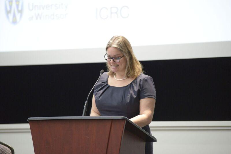CCIL President Adrienne Jarabek Marion