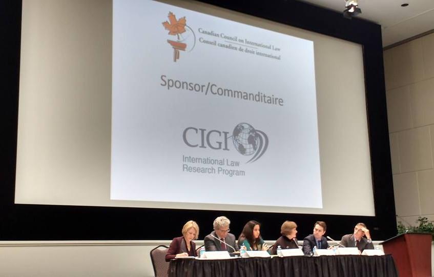 CIGI-sponsored panel on carbon pricing