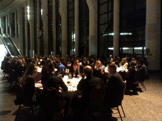Banquet at Museum