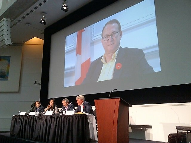 Discussing BREXIT and the repercussions for Canada