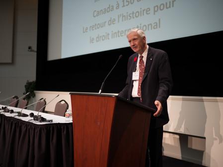 Congrès du CCDI 2017 du 2 au 3 novembre, Ottawa