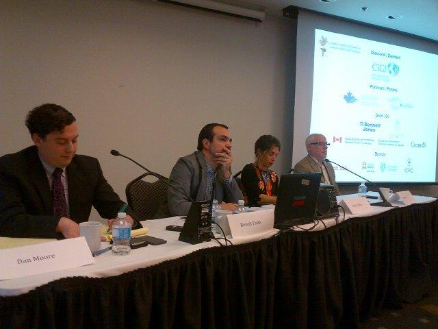 Dan moore, Alex Neve, Amnesty, Leilani Farha - implementing Canada's internat'l human rights