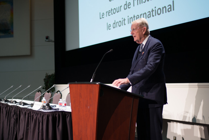 Keynote Hon.Charles Brower, Nov