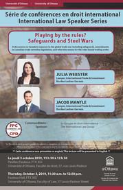 International Law Speaker Series