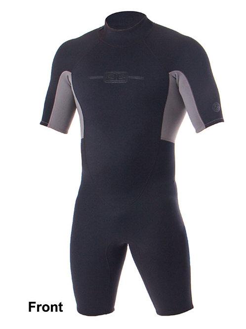 Mens Free-Flex Spring Suit Black