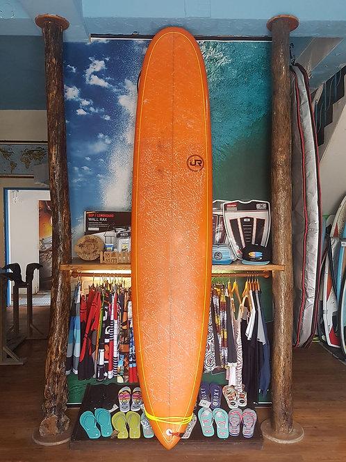 JR板 9'1呎-橘色
